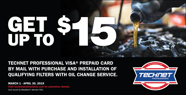 Save up to $15 at Brooside Auto Merrick